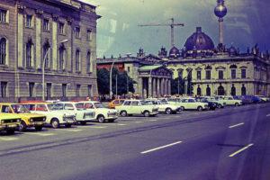 Восточный Берлин во времена СССР