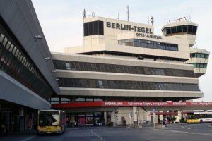 аэропорт Тегель