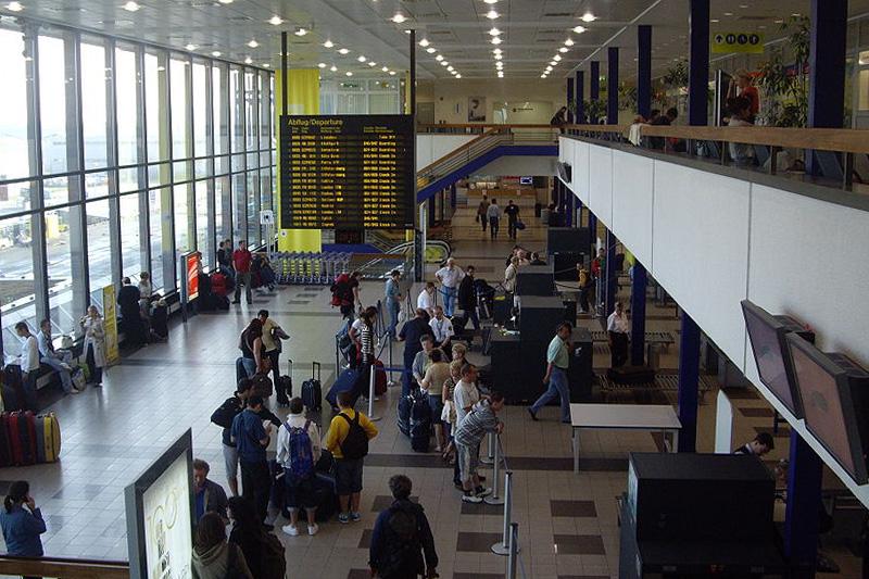 Аэропорт Шёнефельд терминал А