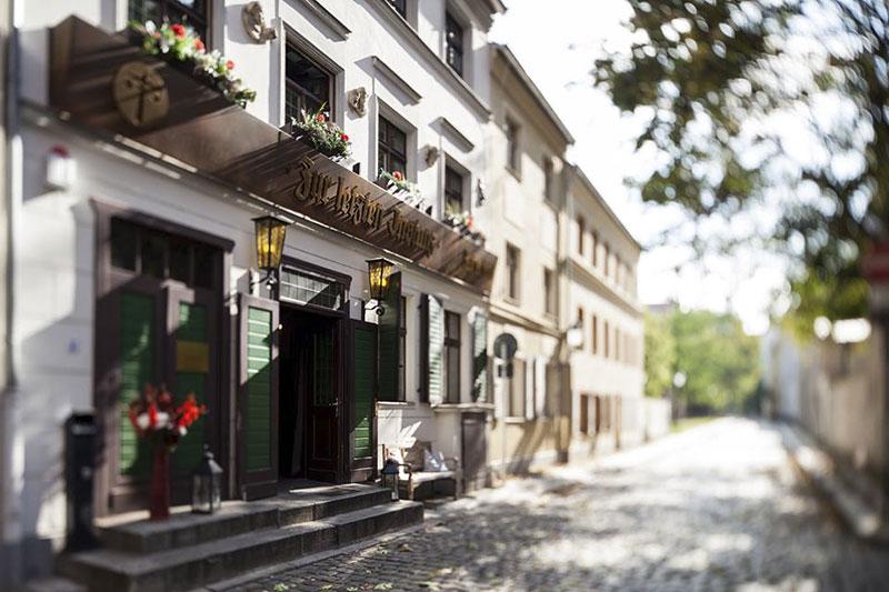 Ресторан Zur letzten Instanz в Берлине