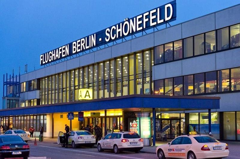 аэропорт Берлин-Шенефельд