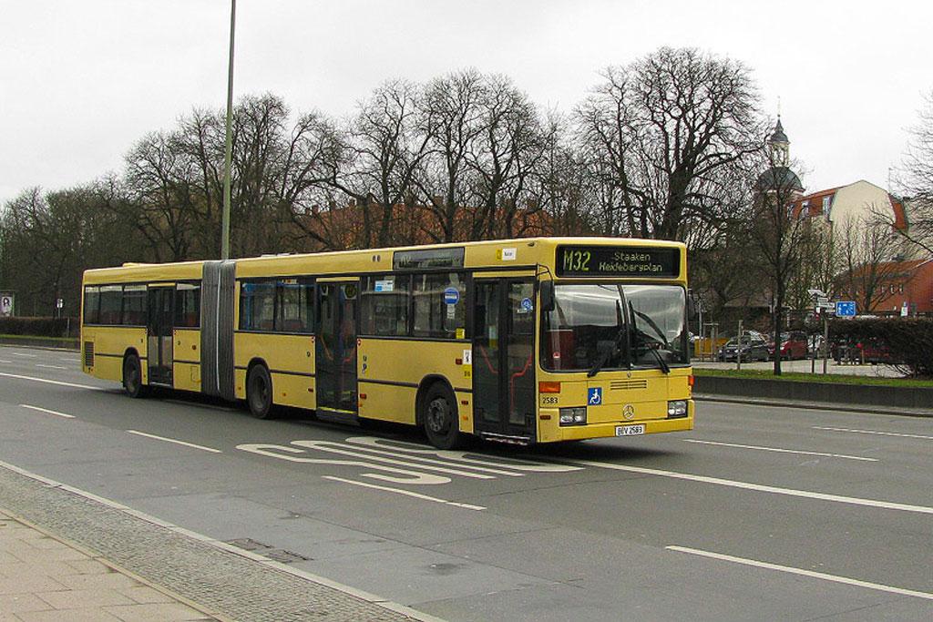 Автобусы в Берлине