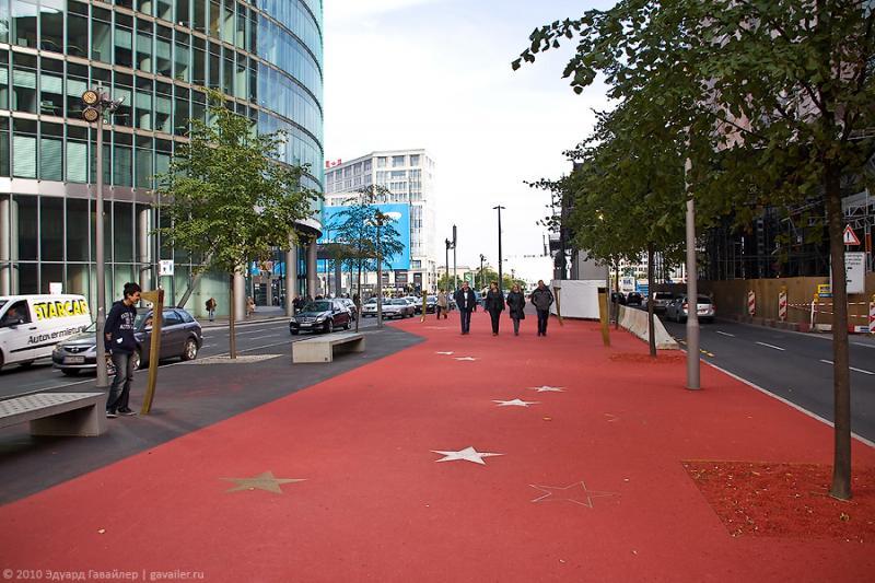 Новый центр Берлина