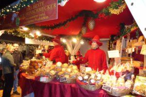 Рождественские базары в Берлине
