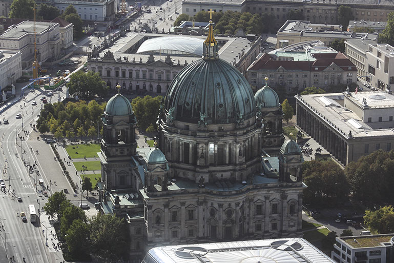 Кафедральный собор в Берлине, как добраться, фото