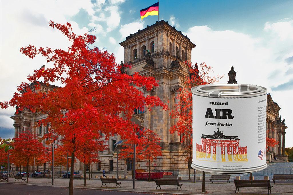 сувенир Воздух Германии