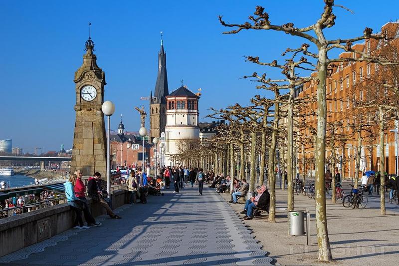 интересные города Германии для туристов
