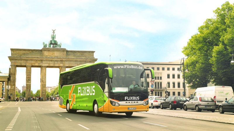 Поездка в Мюнхен из Берлина
