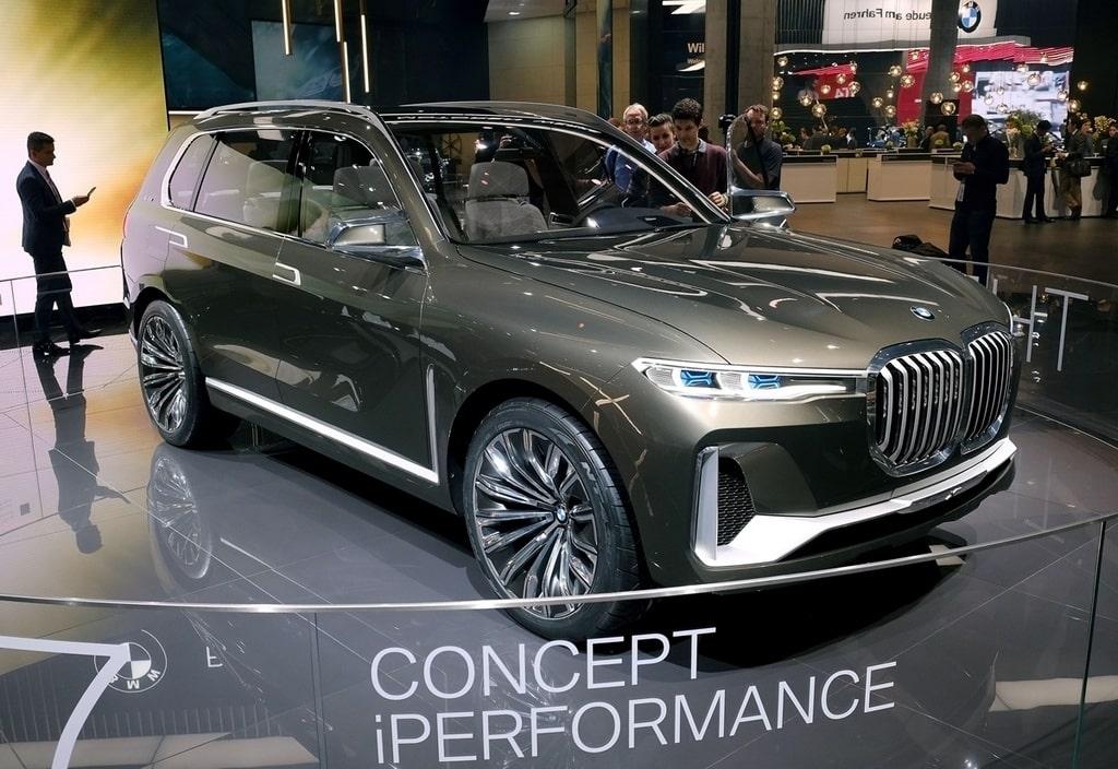 автомобильные выставки в Германии