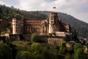 лучшие туристические города Германии