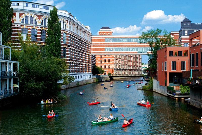поездка из Берлина в Лейпциг