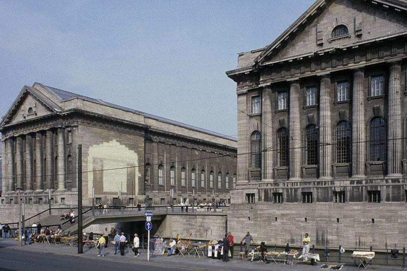 Берлинский музей Пергамон