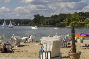 Пляжи и озёра Берлина