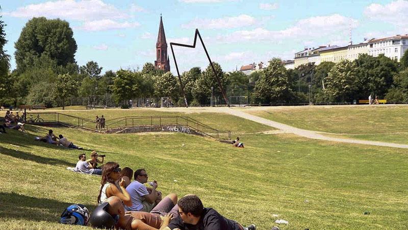Парк Görlitzer