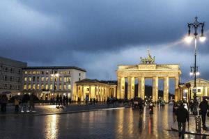 Погода в Берлине по месяцам