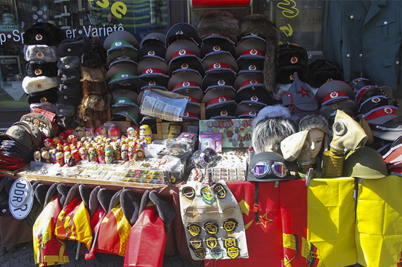 Сувениры в Берлине